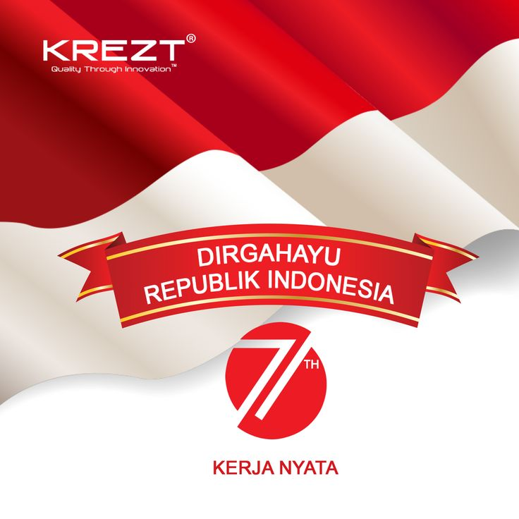 17 Agustus 45 itulah Hari Kemerdekaan Indonesia. . . Indonesian republic independence day to 71 years #indonesia #independence #17august #2016