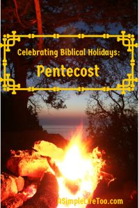 day of pentecost jewish calendar
