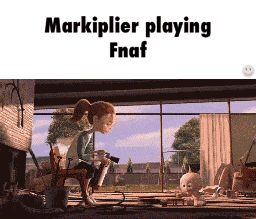 markiplier fnaf 4 gif - Google Search