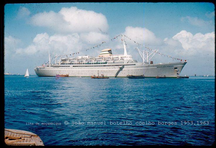 O N/T Infante Dom Henrique foi um paquete português. Pertenceu à Companhia Colonial de Navegação (CCN), a quem serviu entre 1962 e 1975. Foi construído nos estaleiros da Société Anonyme John Cockerill, na Bélgica, em 1961, os mesmos que já haviam construído o N/T Vera Cruz dez anos antes. A encomenda foi feita pela Companhia Colonial de Navegação para a carreira colonial até ao porto da Beira, em Moçambique.