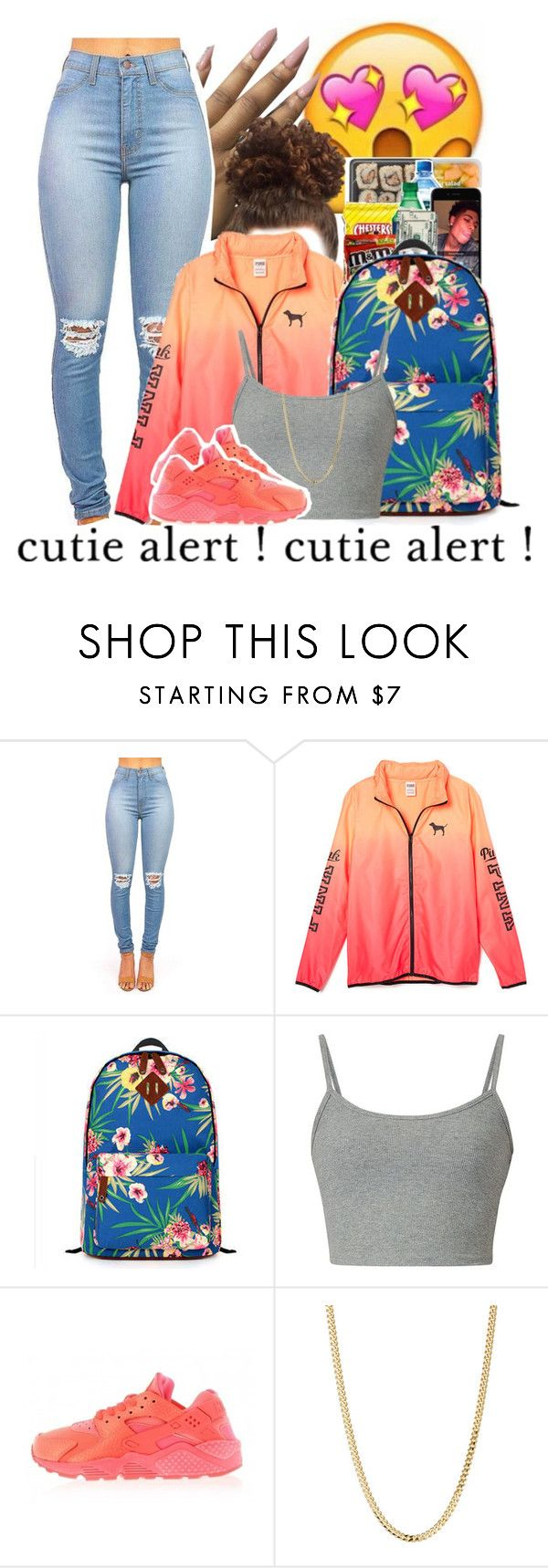 """""""12/10/2016 11:55 AM"""" by kaydabae4life ❤ liked on Polyvore featuring Mr.ace Homme, NIKE and Bianca Pratt"""