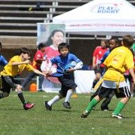 The Play Rugby USA San Francisco Rugby Cup on May 17 is the culminating eventforprogramming in San Francisco. In its second year, this event will bring together 20 teams of flag rugby players, giving themthe opportunity to showcase all they have learned during the year.Each ...
