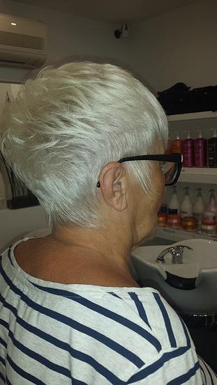 Teinture cheveux kerastase