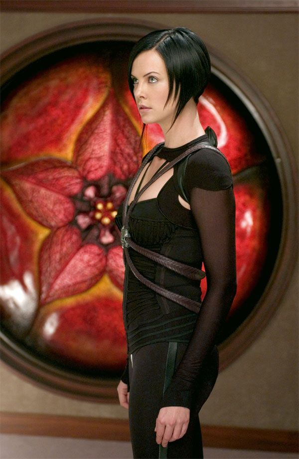 Charlize Theron Aeon Flux Haircut Choice Image Haircuts For Men