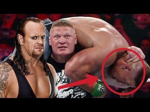 John Cena VS Brock Lesnar VS Undertaker Best WWE Fight Ever Video Link  http://youtu.be/DdRgNgtrkdo