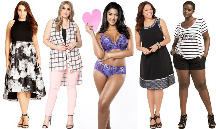 Plus Size Fashion Sales and Deals For President's Day Weekend 2016