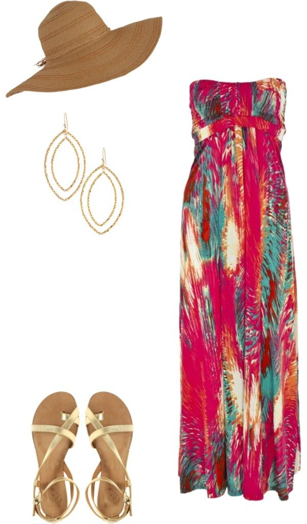 Evoke Style- now that I'm living in northern cali this is perfect :) (just not for the rainy time of year )