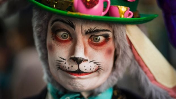 alice and wonderland march hare cosplay - Google Search
