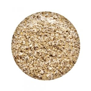 Gelish Dip - Glitter & Gold