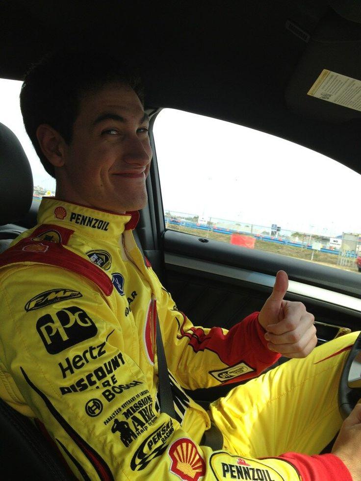 Joey Logano Love His Smile   =D I Just Love Him  But Brittany Has HIM Now.. Goooooooo Joey Logano  MY #22 NASCAR DRIVER !!!