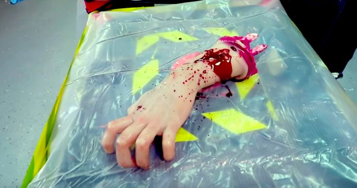 Severed appendages are one of the many staples of the horror genre.