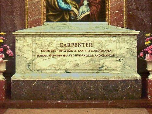 famous graves | Famous Graves / Karen Carpenter