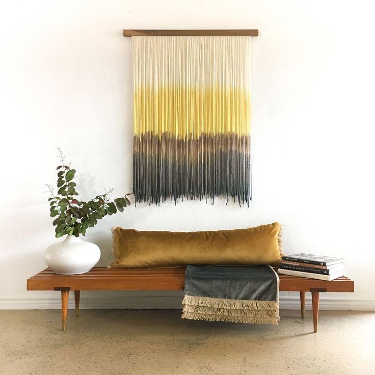 "Small Tapestry ""Modern Haze"""
