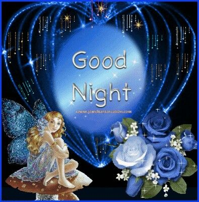 Good night sister and all,sweet dreams.,.