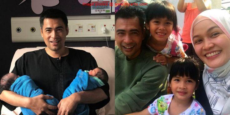 TAHNIAH - SHEIKH MUSZAPHAR SAMBUT KEMBAR LELAKI DI HARI LAHIRNYA   Dahlah kembar kongsi tarikh lahir sama pula tu.... Demikian halnya dengan angkasawan negara Datuk Dr Sheikh Muszaphar apabila mendapat hadiah paling berharga di hari lahirnya yang ke-45 apabila isterinya Datin Dr. Halina Mohd. Yunos 35 selamat melahirkan bayi kembar lelaki kelmarin (27 Julai 2017). Pastinya kelahiran cahaya mata kali ini merupakan saat paling manis buat Sheikh Muszaphar dan isteri kerana pertama kali…