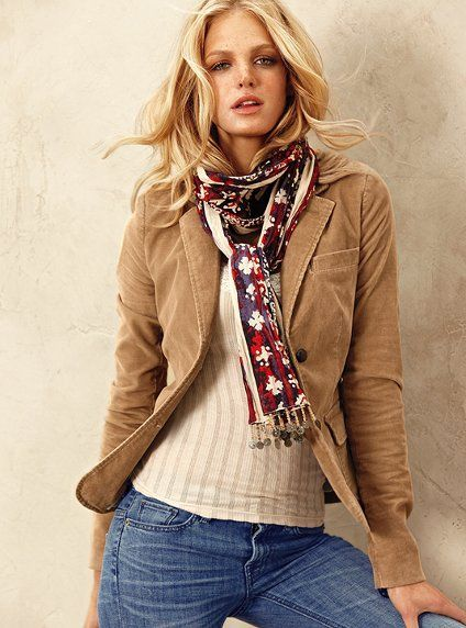 17 Best ideas about Corduroy Blazer on Pinterest | Brown blazer ...