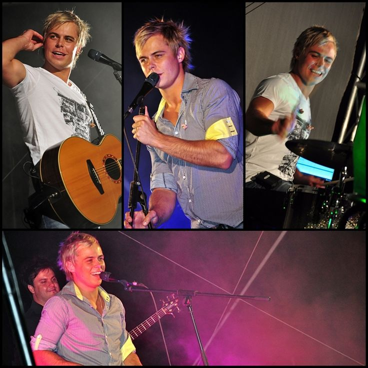 Celebrity, Bobby van Jaarsveld, live music, guitar, drums, photography music