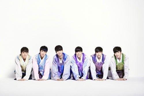 Resultado de imagen para vixx hanbok