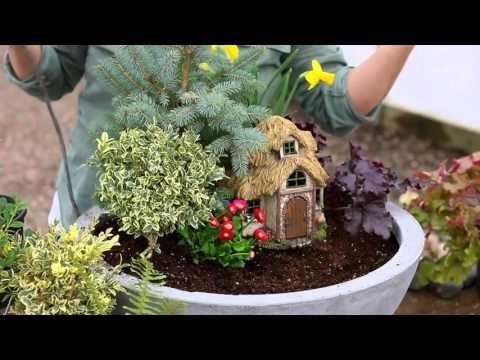 Masal Bahçesi Fairy Garden - YouTube
