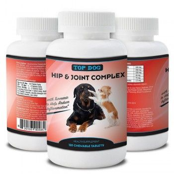 Dog Arthritis Pain Relief Supplement Free of Side Effects