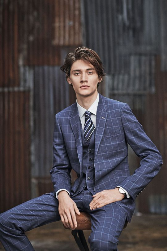 Timur Simakov: Paul Smith London Spring/Summer 2015 Collection - MaleModelOtaku
