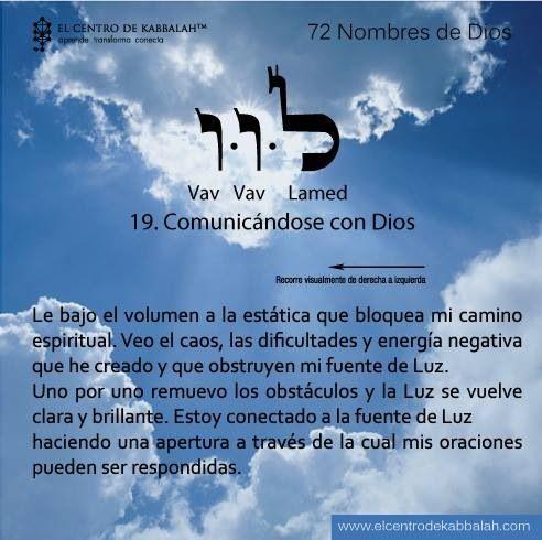 Kabbalah  Lecciones