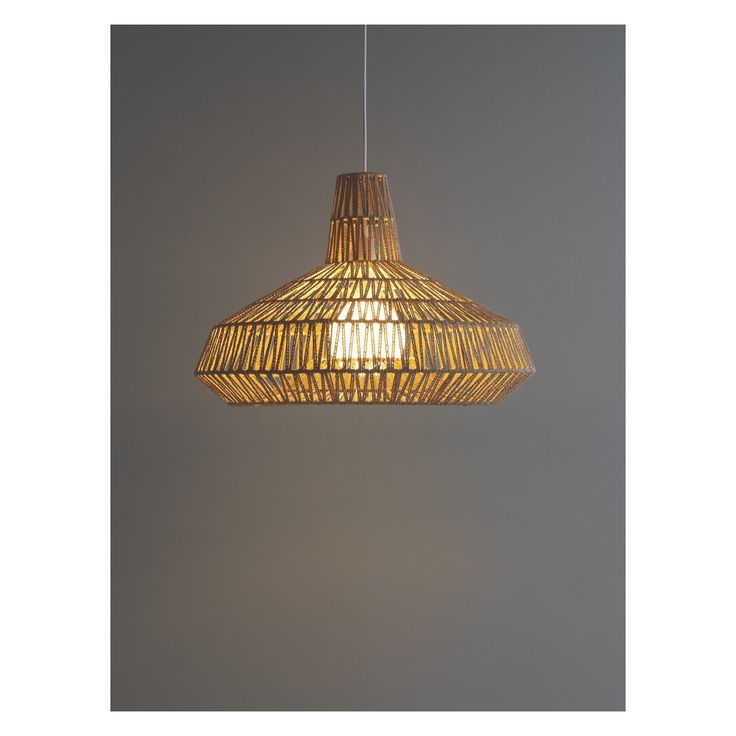 Wilbur Hand Woven Rattan Ceiling Light Shade Buy Now At