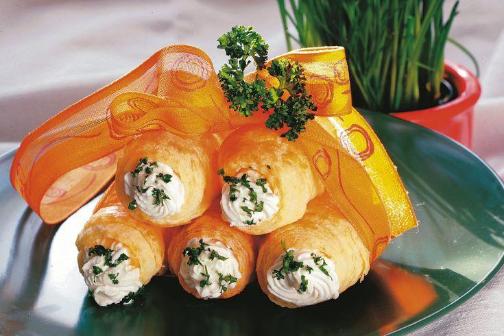 Rulouri de sărbătoare - Retete culinare - Romanesti si din Bucataria internationala