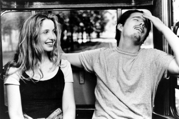 Before Sunrise (1995) by Richard Linklater.