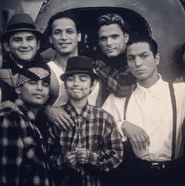 vatos locos for life essay [spider see is in his back a lot of vatos locos with shotguns] paco: ¿what's   paco: don't you use juanito as an excuse to wreck your life ¡you don' have.