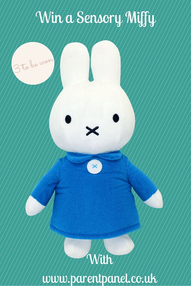 A Lovely Giveaway to Celebrate the Miffy TV Series Coming to Tiny Pop