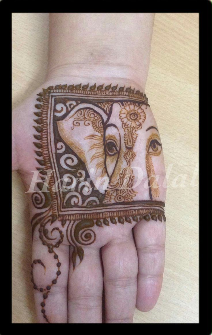 Images about mehndi design on pinterest mehndi - Harin Dalal Mehndi Designs Are Chic And Use Hindu Mythologies To Create Works Of Art Check Out These Harin Dalal Mehndi Designs And Try One Out Today