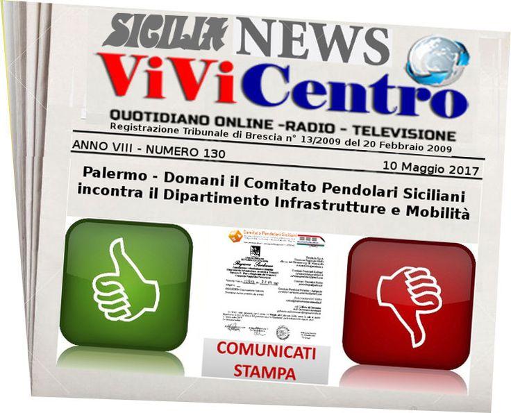 Palermo. Domani il Comitato Pendolari Siciliani incontra il Dipartimento Infrastrutture e Mobilità