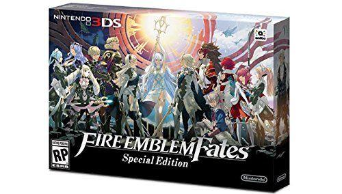 Fire Emblem Fates - Special Edition - Nintendo 3DS - #games