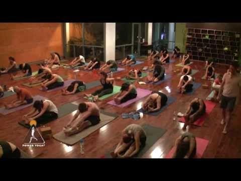 YOME--Yin Yoga Full Class