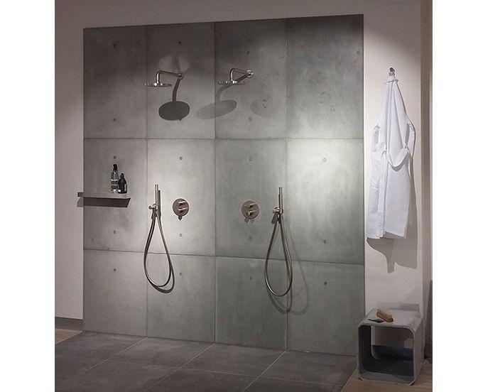 82 best images about betonnen badkamer on pinterest, Badkamer