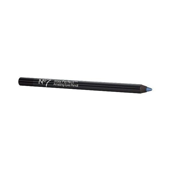 No7 Stay Perfect Amazing Eye Pencil ($8.99) ❤ liked on Polyvore featuring beauty products, makeup, eye makeup, eyeliner, navy chest, eye pencil makeup, pencil eyeliner, pencil eye liner, boots no7 and hypoallergenic eye makeup