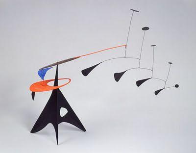 Alexander Calder: mobile