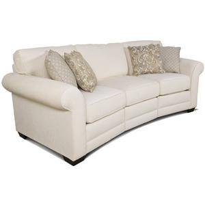 Arnoldu0027s Home Furnishings In Bremerton, Washington   England Furniture    Brantley England Living Room Conversation Sofa 5630