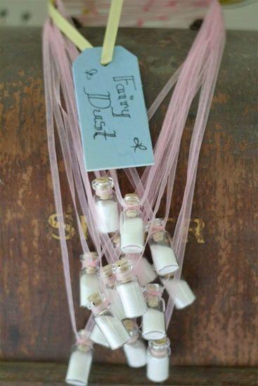 fairy dust necklaces