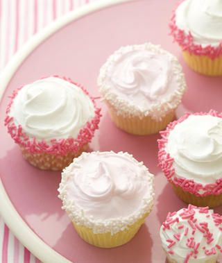 cupcakeCute Cupcakes, Cake Frostings, Frostings Recipe, Basis Vans, Buttercream Ice, Frosting Recipes, Vanilla Buttercream, Buttercream Frostings, Cupcakes Rosa-Choqu
