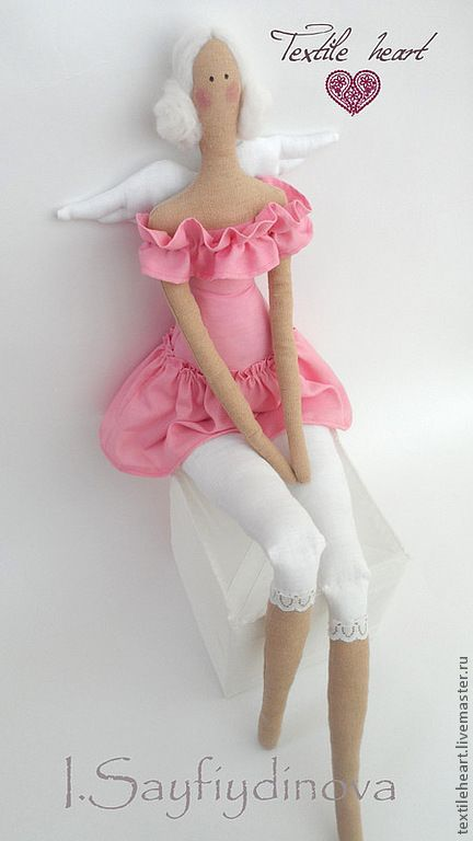 . Tilda angel doll inspiration and ideas