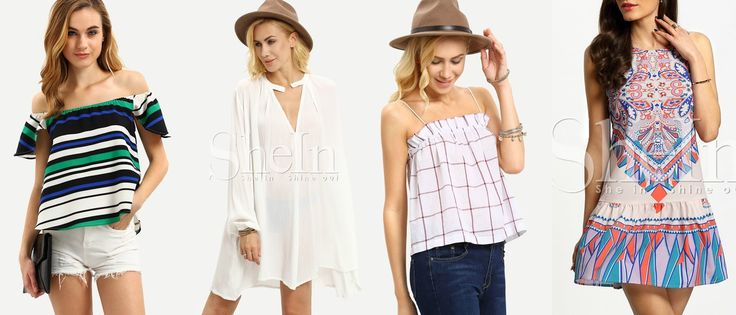 Summer sale on SheIn: up to 80% off: LA BOHÈME