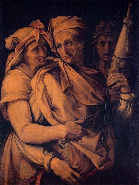 Francesco Salviati - The Three Fates