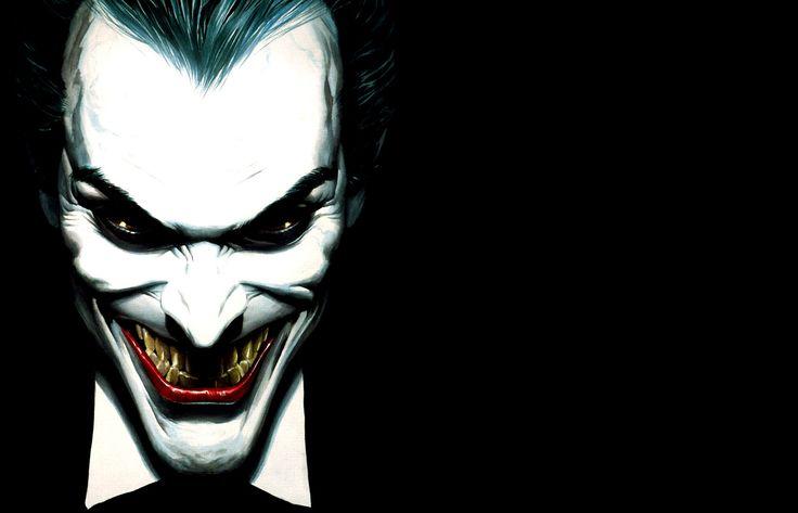 Comics Batman  Joker Wallpaper