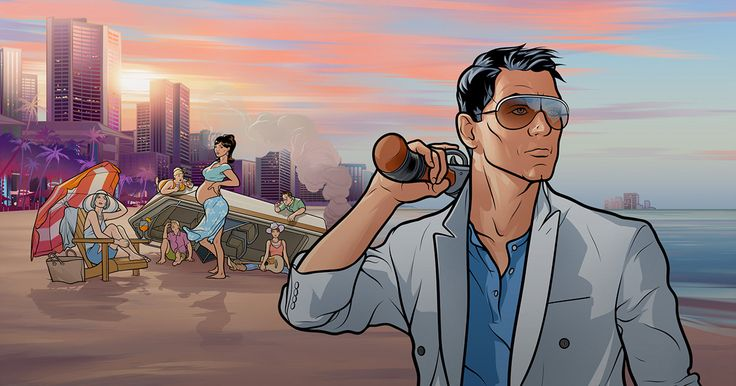 Archer, an animated spy/P.I. comedy, stars H. Jon Benjamin, Aisha Tyler, and Jessica Walter. Watch full episodes online at…