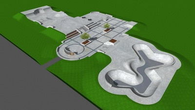 Kinsmen Skateboard and BMX Park