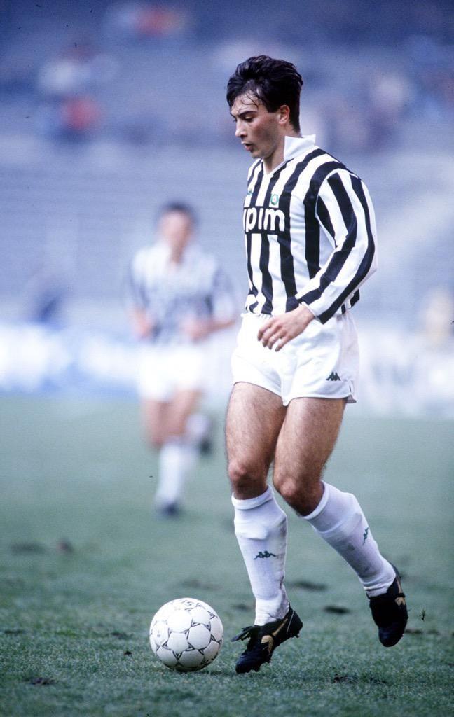 Pierluigi Casiraghi of Juventus 1999