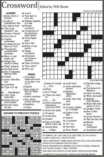 new york times crossword printable new york times crossword puzzles are my absolute favs 23776 | 8542a3b0772e53077c6030e0b99ed013 best ups crossword puzzles
