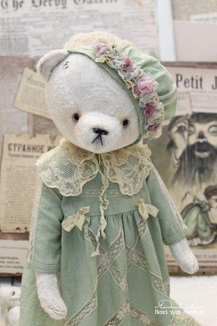 # Bears With Numbers. Блог Лидии Лис: Мишка №171